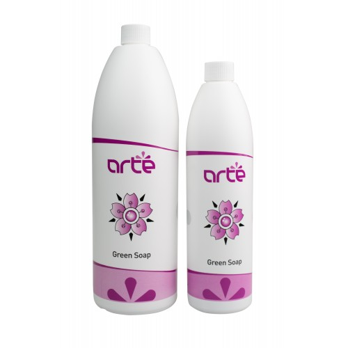 ARTÉ зелен сапун - 500мл./1000мл. концентрат
