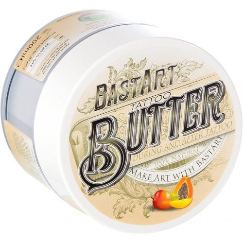 BastArt tattoo Butter 200ml. - Работна разфасовка