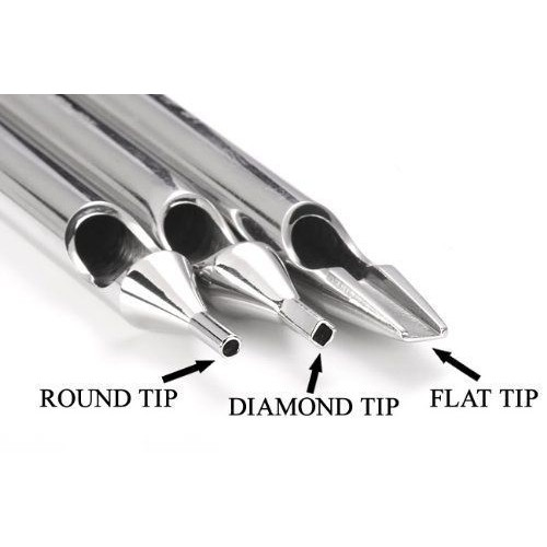 Накрайници метални диамант-DT