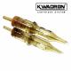 Kwadron картридж игли дъгообразен магнум (SEM)